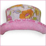 3m-6m II: Baby Lulu English Tea Chenille Hat