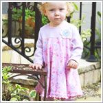 Z: Baby Lulu SIMONE Kelli Dress