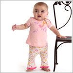 Z: Baby Lulu LITTLE BIRDS ORGANIC Luci Set