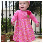 Z: Baby Lulu KINSEY Marcie Dress