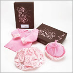 ~ Bloomers Baby Birthday Box Set For Baby Girl *WOW!*