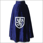 Creative Education Blue Sir Gallahad Cape