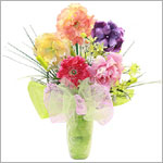 Z: Spring Bling Hair Accessory Bouquet *1 to 7 Stems*