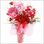 Z: Sweetheart Hair Accessory Bouquet *1 to 7 Stems*