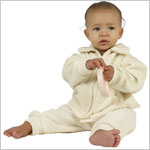 : Ooh Baby Athlete in Training Zip-up Jacket & Pant Set