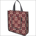 Z: Petunia Pickle Bottom Reusable Shopper Tote - Travel Through Tivoli