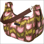 Z: Petunia Pickle Bottom *Glazed* Touring Tote - Heavenly Holland