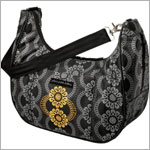 Z: Petunia Pickle Bottom *Glazed* Touring Tote - Evening in Innsbruck