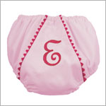 Z: Princess Linens Pink with Hot Pink Garden Princess Pique Fancy Pants