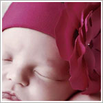Ally Girl Rose Knit Headband *Many Colors*