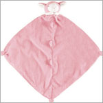 Angel Dear Pink Lamb Blanket