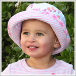 Baby Lulu SIMONE Knit Roll Hat