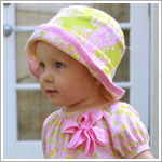 Z: Baby Lulu THORA Reversible Knit Roll Hat