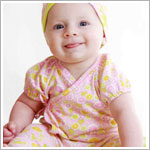 Z: Baby Lulu THORA Side Tie Tee