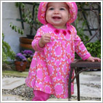 Z: Baby Lulu KINSEY Darla Dress
