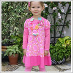 Z: Baby Lulu KINSEY Kari Dress