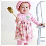 Z: Baby Lulu MUSHROOM Knit T-Dress