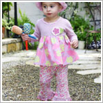 Z: Baby Lulu FERN Vickie 2pc Set
