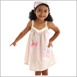 Z: Baby Lulu ESTELLE Jeanna Dress