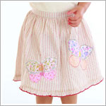 Z: Baby Lulu ESTELLE Analise Skirt