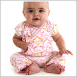 Z: Baby Lulu SUNSHINE Side Tie Tee & Legging Set