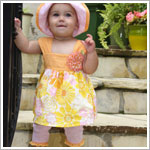 Z: Baby Lulu SUNSHINE Tunic Set