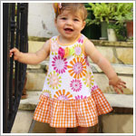 Z: Baby Lulu BLISS Ella Dress
