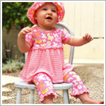 Z: Baby Lulu SWEET TREATS Kimi Set