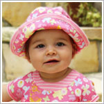 Z: Baby Lulu SWEET TREATS Roll Hat