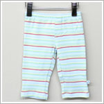 Baby Nay *Da Lil Guys* Playschool Light Blue/Multi Striped Pants