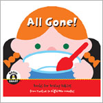 Begin Smart *All Gone!* 12m - 18m Book