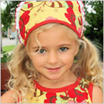 II: BGG Little Miss Sunshine Hair Kerchief