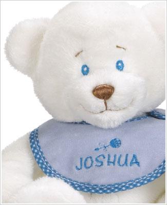 Ganz My Little Bear *Boy Names Begin with J*