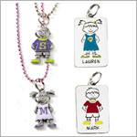 Ganz Personal Tags & Charms