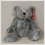 "Ganz 12"" Murdoch Bear - Dark Grey"