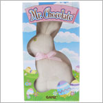 Ganz *Mr. Chocolate* Plush White Bunny
