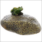 Ganz Lucky Little Frog Stone *Many Colors*