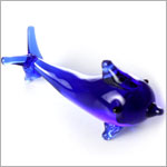 Ganz *Dolphin* Mini Glass Animal World
