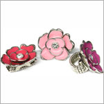 Ganz Flower Ring *Many Colors!*