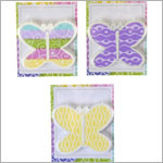 Ganz  *Sparkle Letters* Symbol - Butterfly