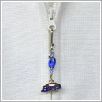 Ganz Zipper Pulls - Charms w/ Words