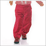 Size 12m II: Geo-Rags Bubble Pant