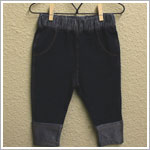 GT Denim Cuffed Jean Leggings