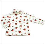 II: Hartstrings Off White L/S T-Neck w/ Holly & Berries