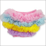 Z: Huggalugs Smitten Chiffon Bloomers *Many Colors!*