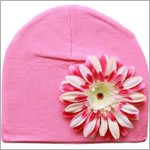 Z: Candy Pink w/ Power of Pink Daisy Hat