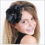 Z: Couture Sequin Hard Headbands *Many Colors!*