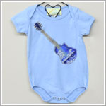 Kai Kreations Blue Guitar Bodysuit