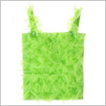 Kaiya Eve Apple Green Ruffle Fluff Top w/ Bows