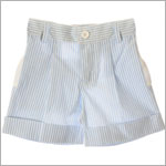 Bobby Mack *NANTUCKET* Blue Short Trouser